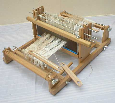 Price list of the weaving looms, frames and benches